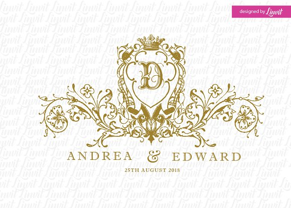 Royal Wedding Logo