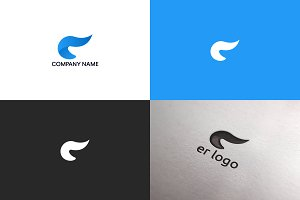 R logo design | Free UPDATE