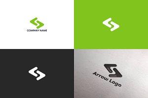 Arrow logo design | Free UPDATE