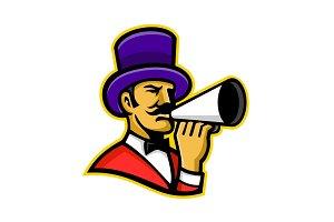 Circus Ringleader or Ringmaster Masc