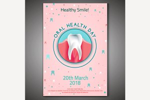 Oral Health Day Poster