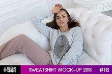 Sweatshirt Mock-Up 2018 #18