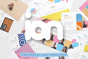 ion Creative Powerpoint Template