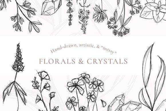 Artistic Florals & Crystals