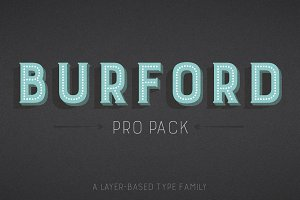 Burford Pro Pack