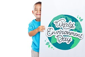 WORLD ENVIRONMENT DAY EPS10