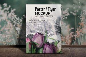 Poster | Flyer mockup.