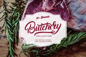 Big Butchery Set
