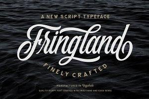 Fringland Script
