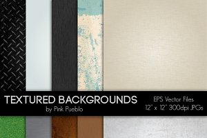 Textured Vector & Clipart Backgrouds