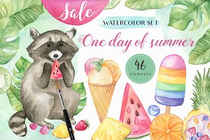-30% OFF - One Day of Summer