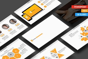 Montero PowerPoint Template