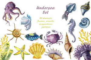 Undersea set