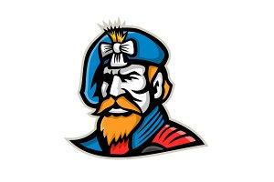 Highlander Mascot