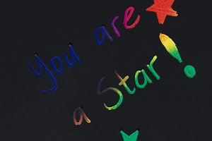 You are star message