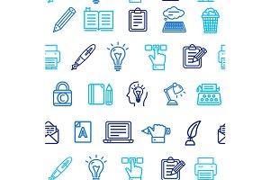 Writer and Copywriting Pattern