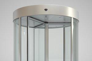 Revolving Door 250cm