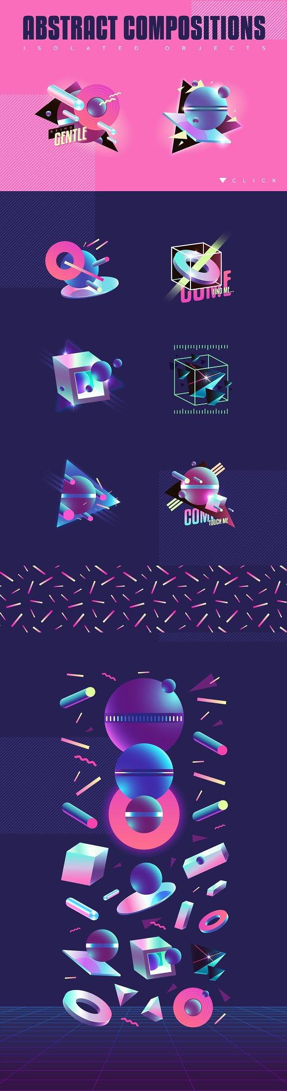 Totally Rad Bundle in Graphics - product preview 19