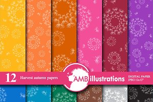 Dandelion Digital Papers AMB-845