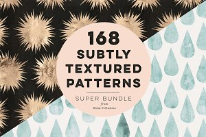 SALE 168 Subtly Textured Patterns