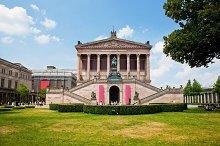 Altes Museum. Berlin, Germany.