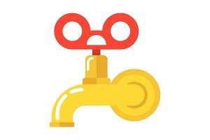water vintage tap