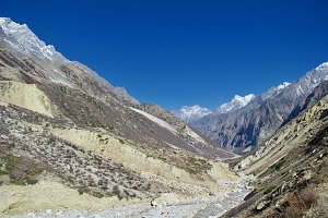 Trek to the source of holy Ganga