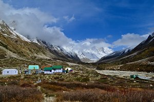 The beauty of Himalayas