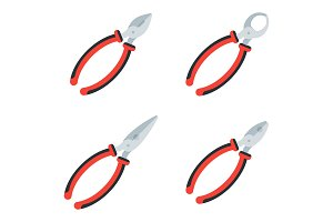 set of pliers