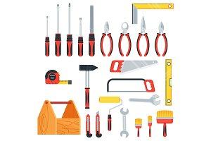 tools for repair and construction