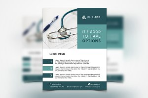 Medicine Flyer