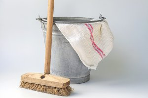 Old fashioned housekeeping