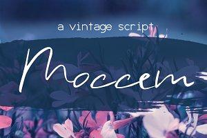 Moccem Font