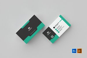 Business Card Template 51