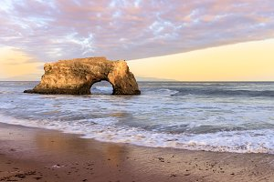 The Last Remaining Natural Arch