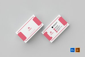 Business Card Template 52