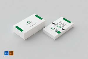 Business Card Template 53