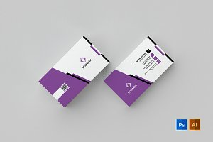 Business Card Template 55