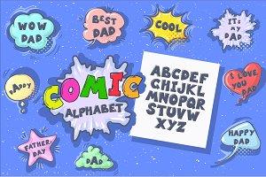 Make Your Comic Poster!