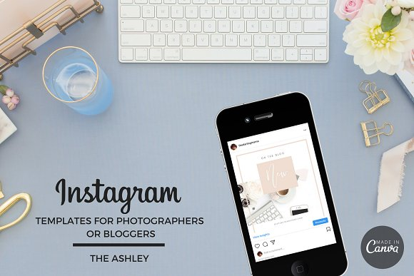 Instagram Templates for Canva