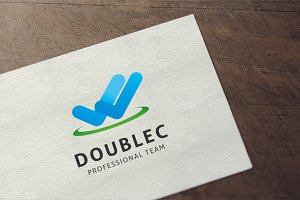 Double Team Logo