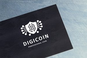 Digital Coin Logo
