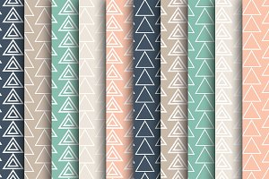 Modern Geometric Triangle Papers
