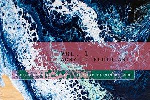 Fluid Art Vol 1