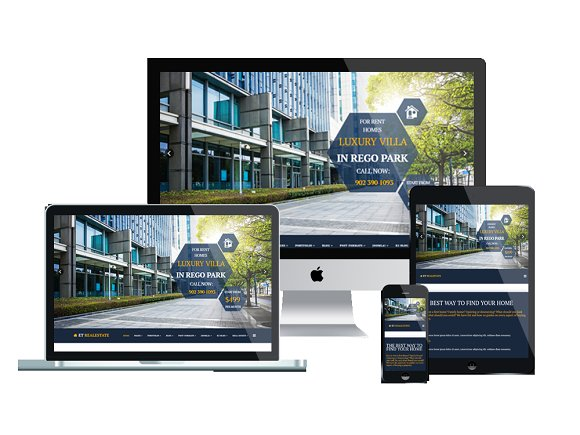 ET Real Estate WordPress Theme