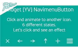 [YV] NavimenuButton for Adobe Muse