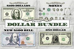 Vector Dollar Bundle