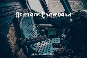 Airplane Graveyard (Photo Pack)