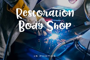 Restoration Body Shop (Photo Pack)