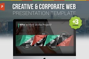 Web Design & Development Powerpoint